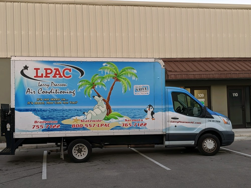 Larry Pearson Air Conditioning – LPAC Services