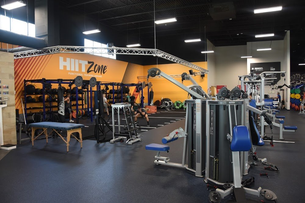 Crunch Fitness – Lakewood Ranch